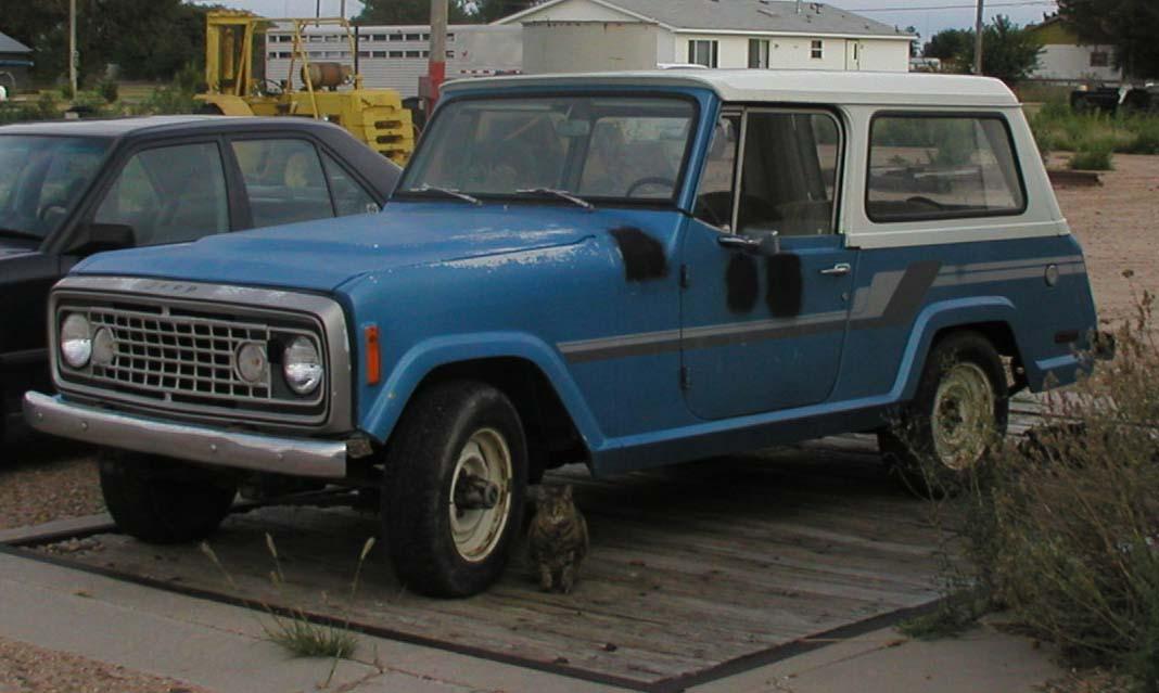 1973 jeep commando jeepster commando amc commando