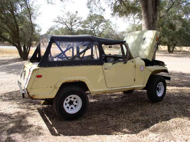 jeep jeepster wiring